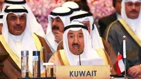 kuwait s emir sheikh sabah al-ahmed al-jaber al-sabah  reuters