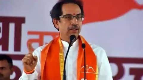 maharashtra chief minister uddhav thackeray file photo